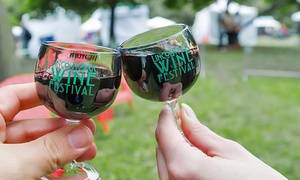 Special Events Management: Lincoln Park Wine Fest: Admission for One to the Lincoln Park Wine Festival on May 21 or 22 (28% Off)