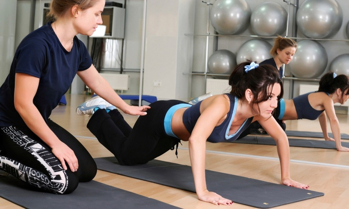 Fit Mommy Makeover - Harbour Pointe: One or Three 60-Minute Personal-Training or Nutrition-Counseling Sessions at Fit Mommy Makeover (Up to 59%)