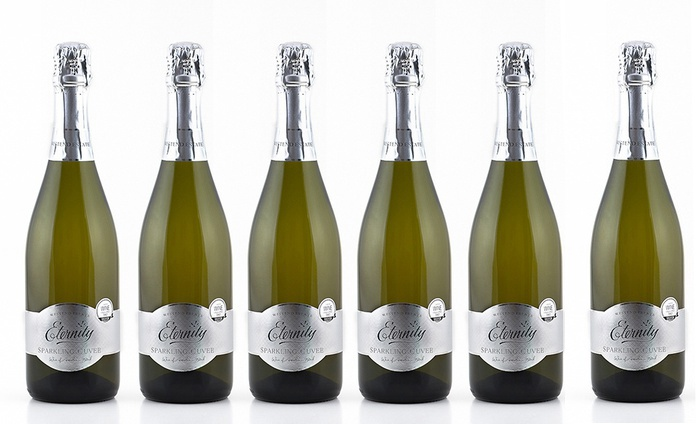 6-Pack of Eternity Australian Sparkling Cuvée: 6-Pack of Eternity Australian Sparkling Cuvée