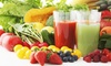 The Protein Shoppe - Multiple Locations: Protein Shakes and Juices, or Novadex Testosterone Booster from The Protein Shoppe (Up to 50% Off)