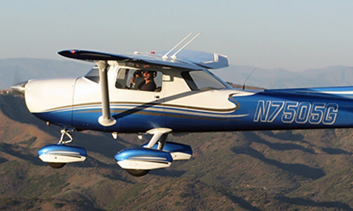 Rotor F/X LLC - Van Nuys: 30- or 45-Minute Valentine's Flight for Two from Rotor F/X LLC (Up to 64% Off)