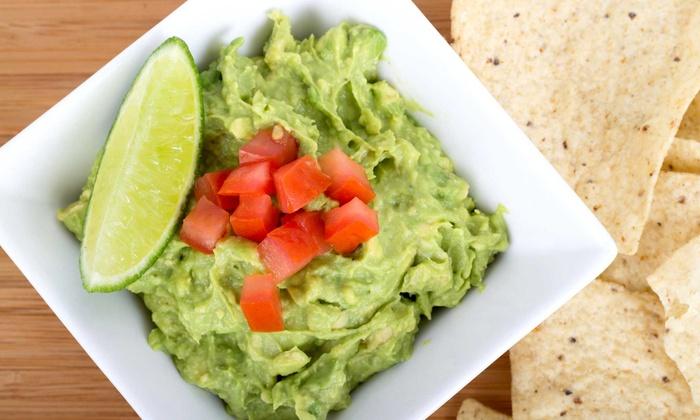 Q'bole - Folsom: $12 for $24 Worth of Mexican Food at Q'bole