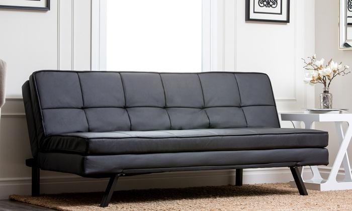 Hemingway Convertible Futon Sofa Bed