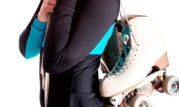 Glenwood Roller Rink - Glenwood: Roller Skating with Skate Rentals for Two, Four, or Six at Glenwood Roller Rink (Up to 57% Off)