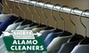 Alamo Cleaners - Multiple Locations: $20 for $40 Worth of Dry Cleaning at Alamo Cleaners