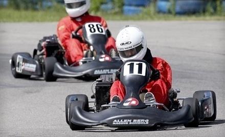 Allen Berg Racing Schools - Allen Berg Racing Schools in Calgary