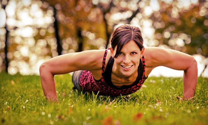 Evolution Fitness  - Waterford: $25 for One Week of Unlimited Boot-Camp Classes at Evolution Fitness ($70 Value)