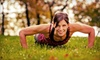 Evolution Fitness : $25 for One Week of Unlimited Boot-Camp Classes at Evolution Fitness ($70 Value)