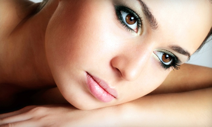 A Beautiful Reflection and Day Spa - Turlock: $39 for a Makeover with Brow Wax, Hairstyle, and Makeup Application at A Beautiful Reflection and Day Spa ($92 Value)