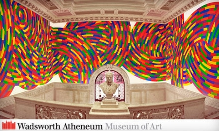 Wadsworth Atheneum Museum of Art - Downtown: $30 for One-Year Individual Membership, Guest Pass, and Film Admission at Wadsworth Atheneum Museum of Art (Up to $69 value)