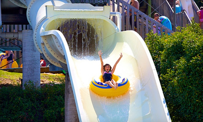 Wild River Country - North Little Rock: $15 for a One Day Pass to Wild River Country in North Little Rock