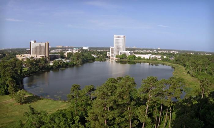Best Western Lake Buena Vista Resort Hotel - Greater Orlando, FL: Three-, Four-, or Five-Night Stay in Deluxe Queen Room at Best Western Lake Buena Vista Resort Hotel in Greater Orlando