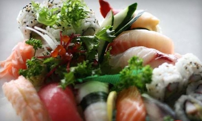 Shogun Japanese Restaurant - Rockford: $15 for $30 Worth of Japanese Fare and Drinks at Shogun Japanese Restaurant