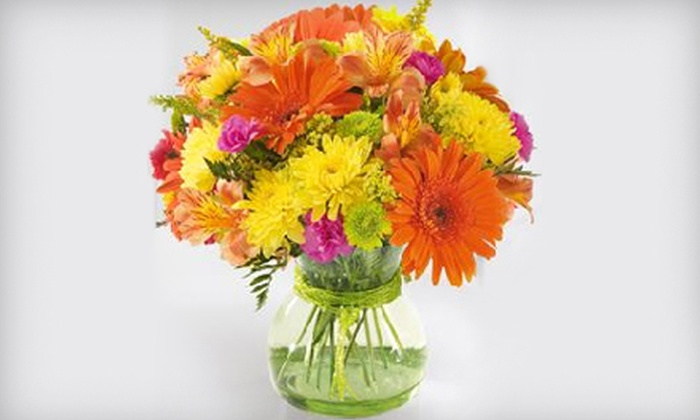 Coe's Floral and Gifts - Somer Street: $20 for $40 Worth of Flowers at Coe's Floral and Gifts