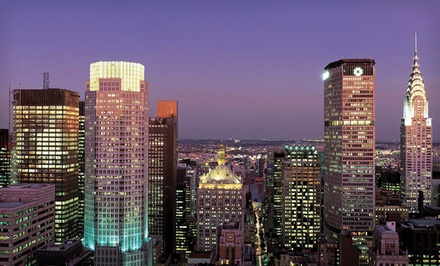 One-Night Stay for Two in an Executive King Room Valid Monday-Thursday - Cassa Hotel and Residences in Manhattan