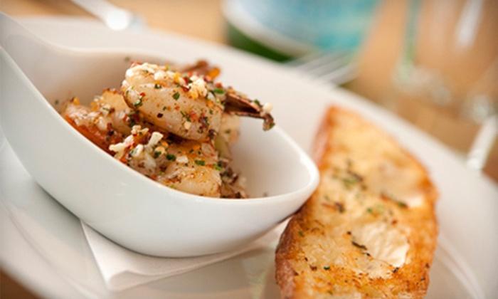 Kozmo Gastro Pub - Alpharetta: Upscale Pub Meal for Two or Four at Kozmo Gastro Pub in Alpharetta (Up to 58% Off)