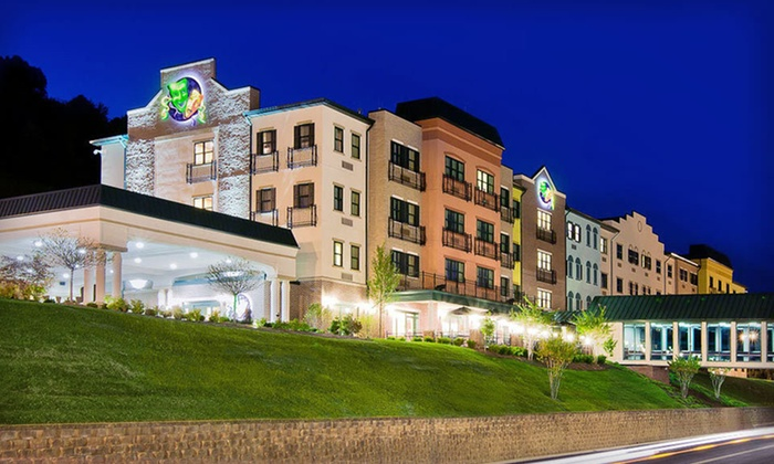 Mardi Gras Casino & Resort - Nitro: Two-Night Stay with Dining Credit and Casino Cash at Mardi Gras Casino & Resort in Cross Lanes, WV