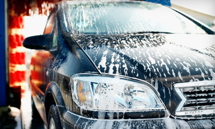 Auto Shine Car Wash - Radford: Exterior or Full-Service Car Wash at Auto Shine Car Wash in Radford