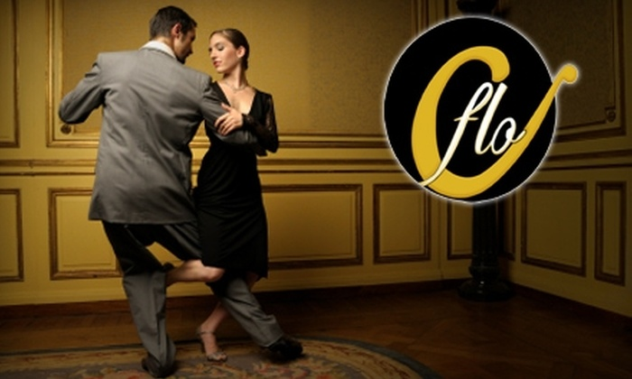 Casaflo Studios - Crestview - Meadowlands: $30 for an Introductory Dance Package Including Three 30-Minute Private Lessons, Four Hour-Long Group Lessons, and One Hour-Long Practice Session at Casaflo Studios ($192.50 Value)