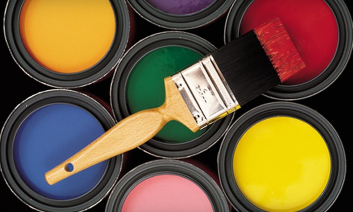 JRI Design/Build - Near North Side: $95 for a One-Room Paint Job from JRI Design/Build ($300 Value)