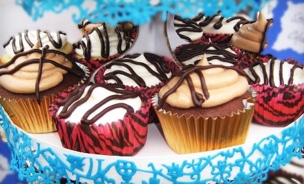Kimotion Cupcakes - Kimotion Cupcakes in