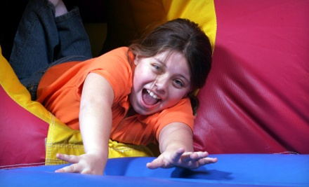 Single Admission Pass for a Child Age 1-3 Years Old - Up-N Jacks in Kerrville