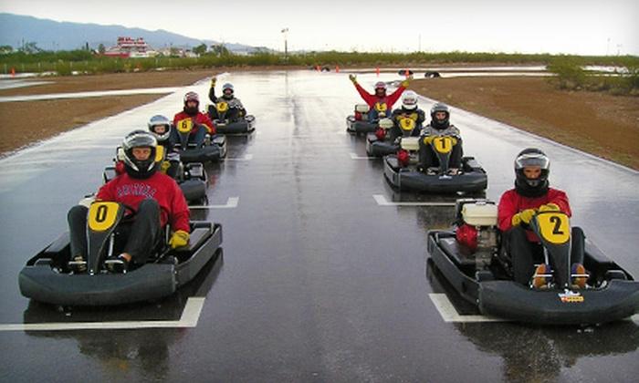 Musselman Honda Circuit - Tucson: $30 for Three Kart Races at Musselman Honda Circuit (Up to $90 Value)