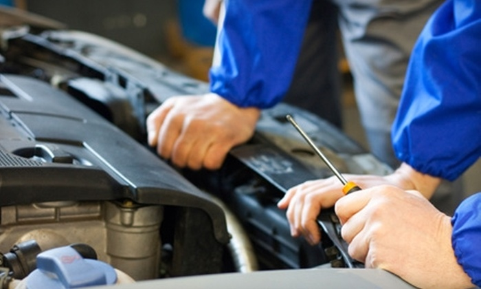 Gerry's Automotive - Matsqui Prarie: $34 for $70 Worth of Service and Parts at Gerry's Automotive