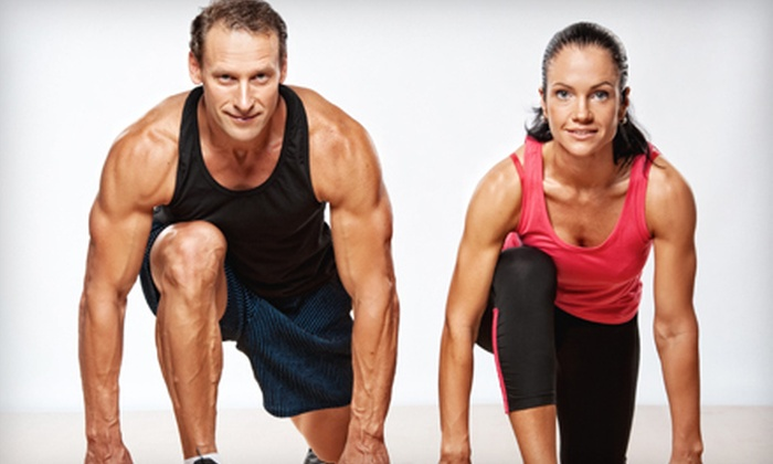 Step It Up Fitness - Multiple Locations: $39 for a Four-Week Boot Camp from Step It Up Fitness ($175 Value)