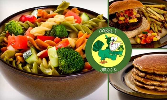 Gobble Green: $99 for a Vegan Starter Kit or Fast Track Health Bundle Delivered by Gobble Green (Up to $225 Value). Choose from Two Options.