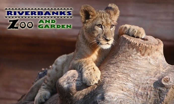 Riverbanks Zoo And Garden In Columbia South Carolina Groupon