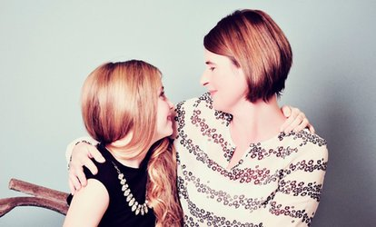 image for Mother and Daughter Makeover Photoshoot With Prints for £12 at Chique Photography (70% Off)