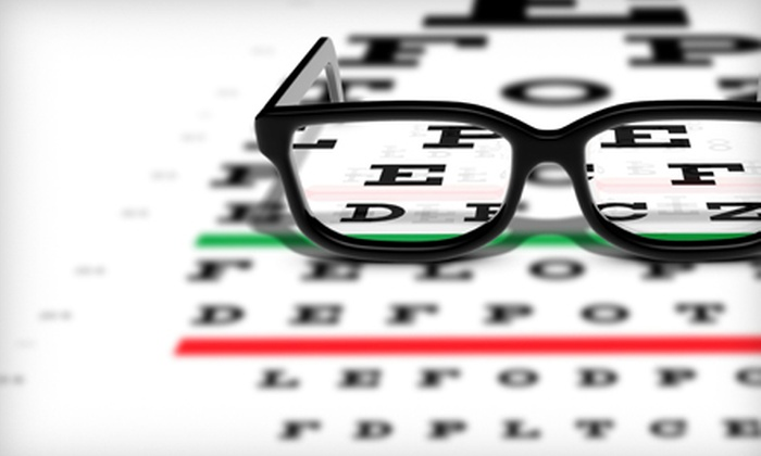 Southern Eyes Eye Care Center - Multiple Locations: $59 for an Eye-Care Package with Eye Exam and $100 Toward Glasses at Southern Eyes Eye Care Center ($245 Value)