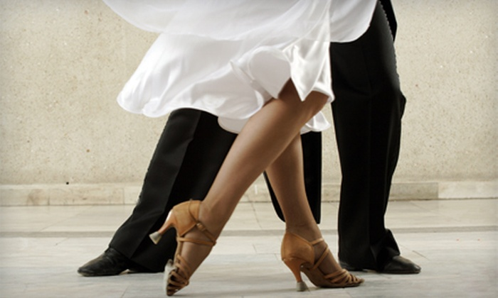 Step By Step Dance Studio - Springfield: Individual or Couples Dance-Lesson Package at Step By Step Dance Studio (Up to 71% Off)