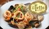 Il Tetto Restaurant - CLOSED - Gowanus: $20 for $50 Worth of Italian Fare at Il Tetto Restaurant in Park Slope