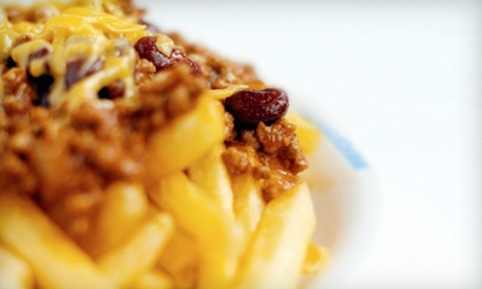 Nick Tahou Hots - Henrietta: $4 for $8 Worth of Comfort Fare and Drinks at Nick Tahou Hots