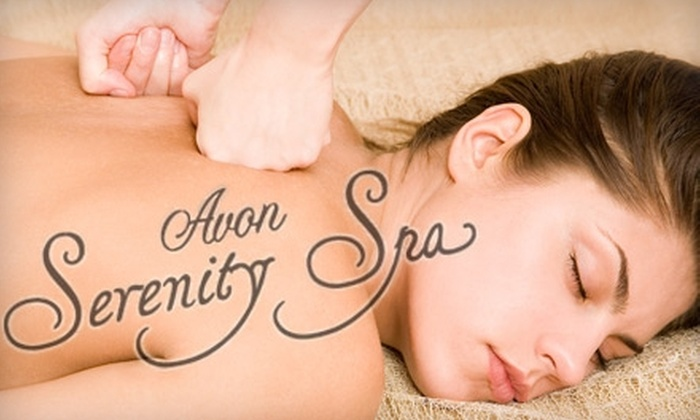 Avon Serenity Spa - Avon Lake: $35 for a One-Hour Swedish Massage at Avon Serenity Spa