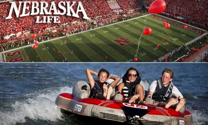 "<i>Nebraska Life</i> Magazine - Lincoln: $10 for a One-Year Subscription of ""Nebraska Life"" Magazine ($21 Value)"