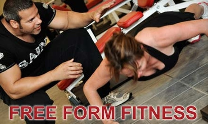 Free form fitness in Ottawa, Ontario | Groupon