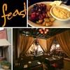 Half Off at Feast Restaurant