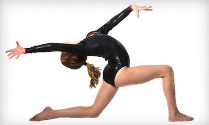 Achievers Gymnastics Center - Denton: $70 for Eight-Week Youth Gymnastics Session at Achievers Gymnastics Center in Denton ($141 Value)
