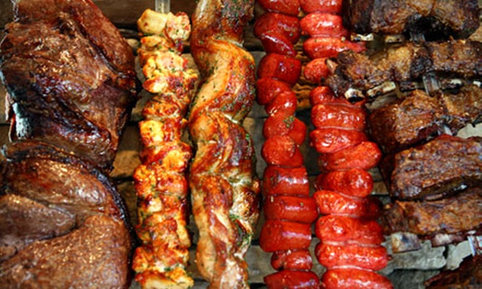 Midwest Grill - Saugus: $15 for $30 Worth of Brazilian Barbecue at Midwest Grill. Two Locations Available.