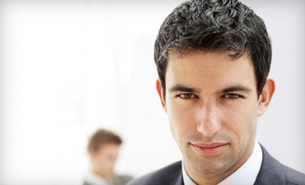 16 Low-Level Laser Hair-Loss Treatments (a $580 value) - Christoffels & Company in Sioux Falls