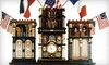 National Clock and Watch Museum - Columbia: $4 for One Adult Admission (Up to $8 Value) or $10 for Family Admission ($20 Value) to the National Watch and Clock Museum