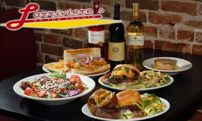 Larriviere's On The Square - Gallatin: $10 for $20 Worth of Cajun Fare at Larriviere's On The Square in Gallatin