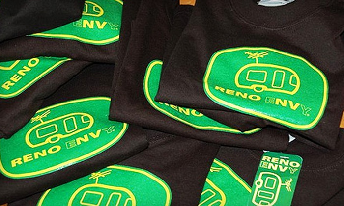 Reno eNVy - Downtown Reno: $10 for $20 Worth of Apparel and Accessories at Reno eNVy