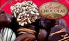 Sweet Chocolat - Roseville: $5 for $10 Worth of Chocolate Treats from Sweet Chocolat