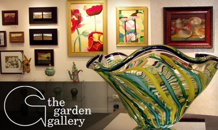 The Garden Gallery - Carlisle: $40 for $100 of Custom Framing and Art and Photo Restoration