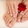 Up to 55% Off Mani-Pedis in Bangor