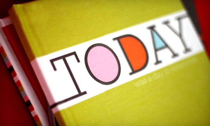 Paper Coterie: $10 for $25 Worth of Personalized Books, Calendars, and Cards from Paper Coterie